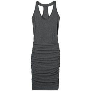 Athleta NWT SZ S Tee Racerback dress charcoal